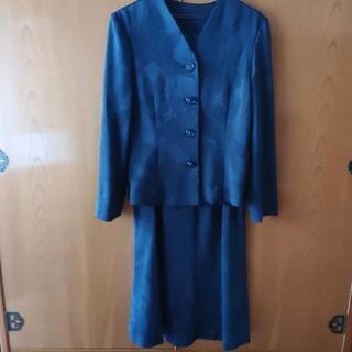 スーツ(紺)