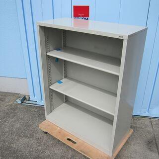 オープン書庫 プラス製 SO-304 R LGY