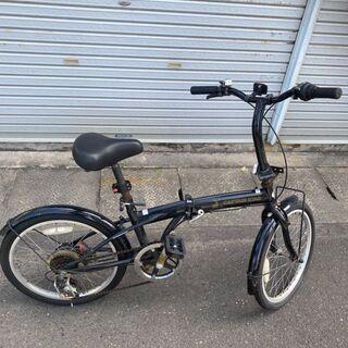 鹿児島市 折り畳み 自転車 20インチ