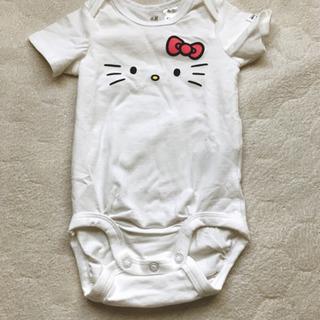 【ネット決済】キティちゃんの服(H&M)(値下げ)