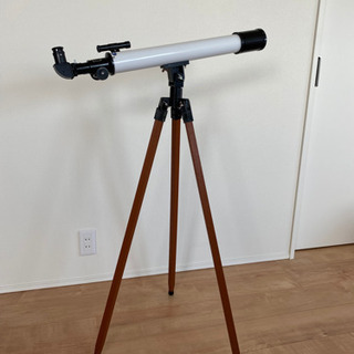 お取引中です Copitar 天体望遠鏡 50㎜屈折式経緯台