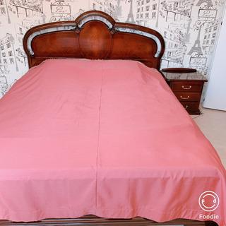 アンティーク高級ベッド
