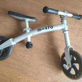 マイクロ  キックバイク  Gバイクライトの画像