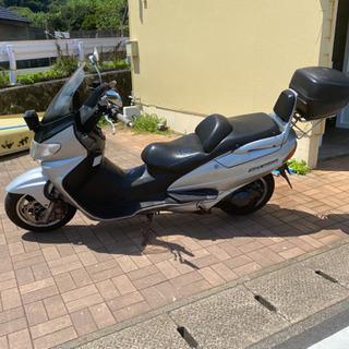 【ネット決済】大型スクーター  250cc   スカイウェイブ ...