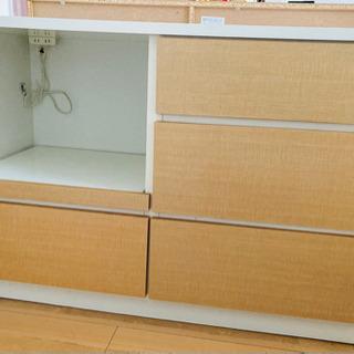 【募集は22日まで】ニトリ 食器棚 カップボード キッチン…