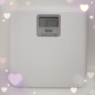 タニタ 体重計⸝⋆購入者決定!