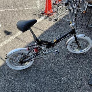 🐸AERO 折りたたみ自転車🐸