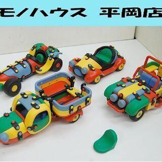 Schleich 車 4台セット S-Point カラフル 玩具...