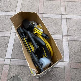 【ネット決済】★☆ ケルヒャー 家庭用高圧洗浄機 JTK25 中...