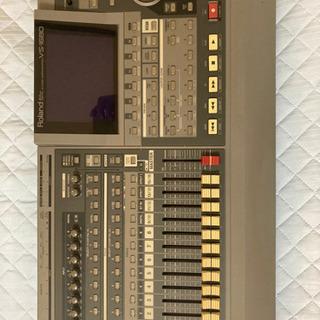 Roland VS-1680 デジタルレコーディングミキサー