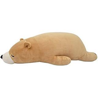 【ネット決済】クマの抱き枕、人形