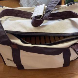 2回使用 フェレット、小動物用のキャリーバッグ