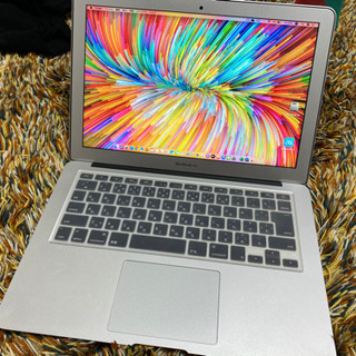 【ネット決済】「美品」MacBook Air (13-inch,...