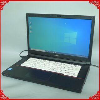 【ネット決済・配送可】高速SSD搭載 ノートパソコン 中古良品 ...