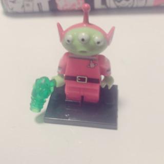リトルグリーンメン&チョッパー LEGO