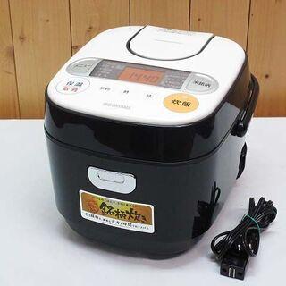 rr1743 アイリスオーヤマ 炊飯器 RC-MA30 3合  ...