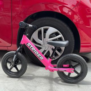 ストライダー スポーツ ST-S4 ピンク