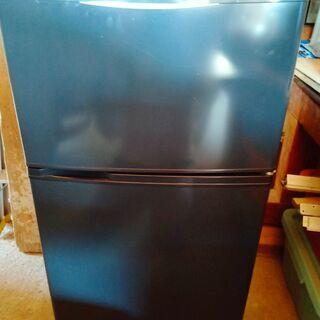 SANYO小型冷凍冷蔵庫(1998年製造)SR-9R(TB)形 ...