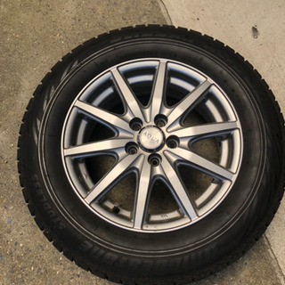 スタッドレスタイヤ4本セット(2年半使用)