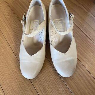 フットライフ・ヤマモト 婦人靴21.5cm