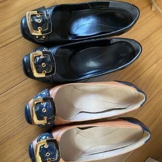 バークレイ 婦人靴 22.5cm