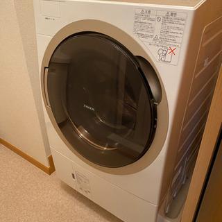 【ネット決済】ドラム式洗濯乾燥機(洗濯11kg乾燥7kg)