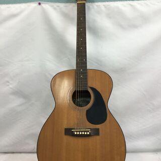 アコースティックギター VISION 保管品 現状品