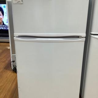 フィフティ 2ドア冷蔵庫 FR-91A 91L