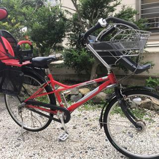 子供乗せ自転車FRACKERS PAPA