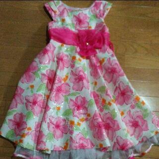 女の子 ドレス 100 110 120