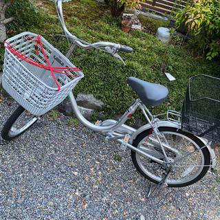 自転車20美品