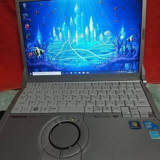大人気のレッツノート Corei5搭載パソコンにwindows1...