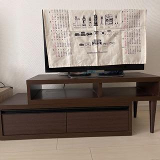 テレビボード スライド 渋谷loft購入品