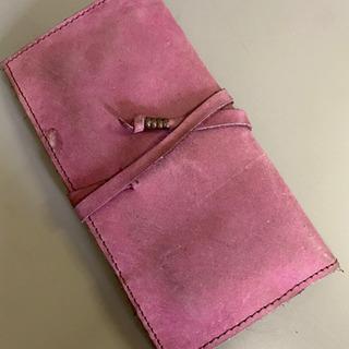 本革 エチオピアレザー 財布
