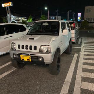 JB23  ジムニー  クロカン歴無し AT 車検長い!