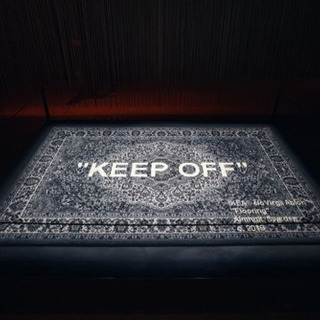 "IKEA×VIRGIL ABLOH/OFF-WHITE ""KEE..."