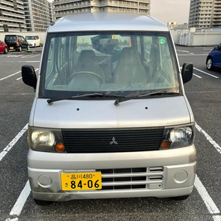【ネット決済】三菱 ミニキャブバン