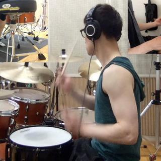 無料でドラム動画、音源ファイル、リズムパターンが欲しいクリエイタ...
