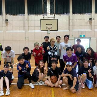 エンジョイ‼️男女MIXバスケ🏀 - スポーツ