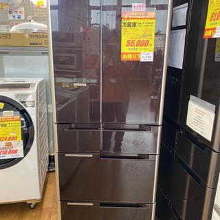 I321 HITACHI 6ドア冷蔵庫 475L 2013年式