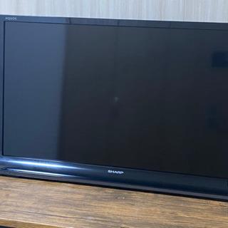 【ネット決済】AQUOS 32インチテレビ