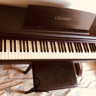 【ネット決済】(椅子付)カシオ CELVIANO電子ピアノ