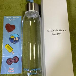 Dolce &Gabbanaデコシール付プラスチックウォーターボトル