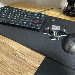 【ネット決済】ゲーミングキーボード、ゲーミングマウス、マウスコン...