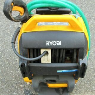 ☆リョービ RYOBI AJP-2100GQ 高圧洗浄機◆静かで...