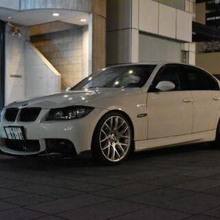 【ネット決済】E90 BMW 325i スーパーチャージャー付き