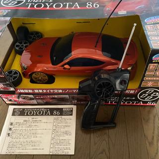 トヨタ86 ラジコンカー
