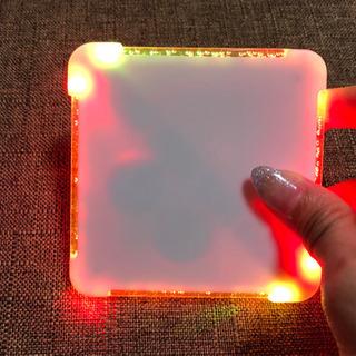 【新品】光るコースター
