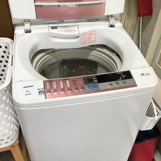 洗濯機 8キロ 縦型