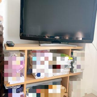 取引決定しましたSHARP32型テレビ&テレビ台セット
